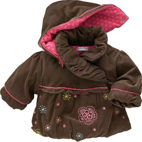 Sucre D'Orge *Stella* Girls Coat