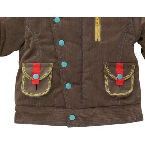 Sucre D'Orge *Ted* Boys (infant/toddler) Fall Jacket