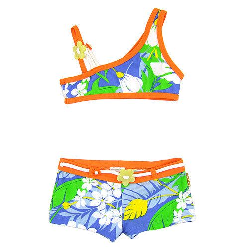 Boboli *Aloha* Girls 2pc Swimsuit