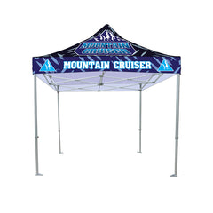 Image of 10 Ft. Casita Canopy Tent - Heavy Duty - Full-Color UV Print Graphic Package