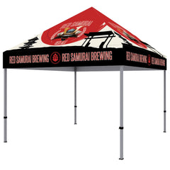 Image of Quick Choice Steel Canopy Tent Display