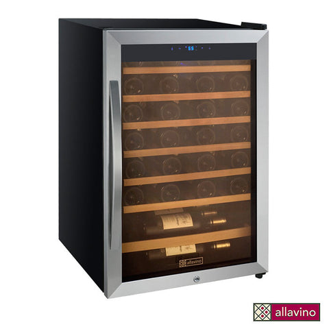 Allavino Cascina Series 48 Bottle Single Zone Wine Refrigerator