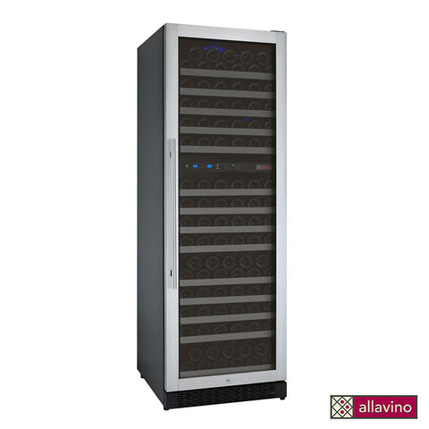 Allavino FlexCount Series 172 Bottle Dual Zone Wine Refrigerator