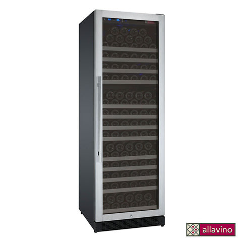 Allavino FlexCount Series 177 Bottle Single Zone Wine Refrigerator