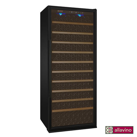 Allavino Vite Series 305 Bottle Single Zone Black Wine Refrigerator