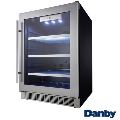 Danby 5.6 Cubic Foot Beverage Center