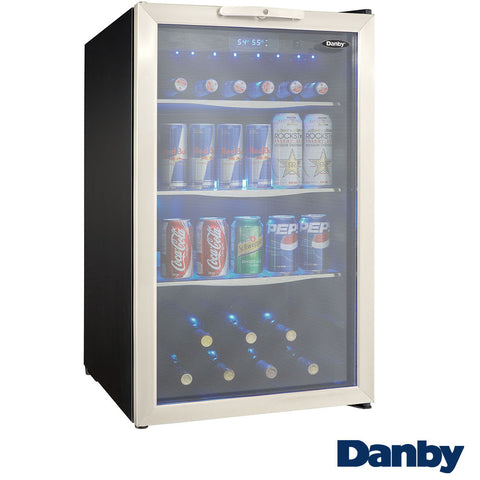 Danby Locking Beverage Center