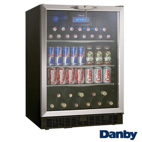 Danby Silhouette Built-In Beverage Center