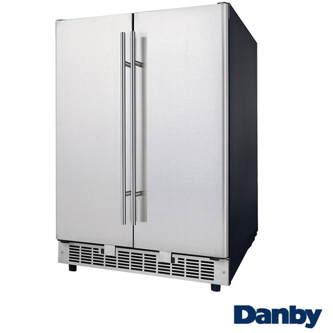 Danby Silhouette Veneto 4.2 Cubic Foot Stainless Steel Party Center