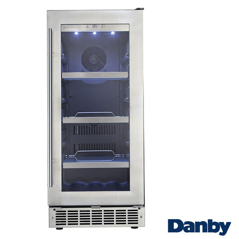 Danby Small Built-In Beverage Center