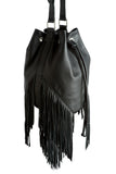 Drifter Fringe Bucket Bag