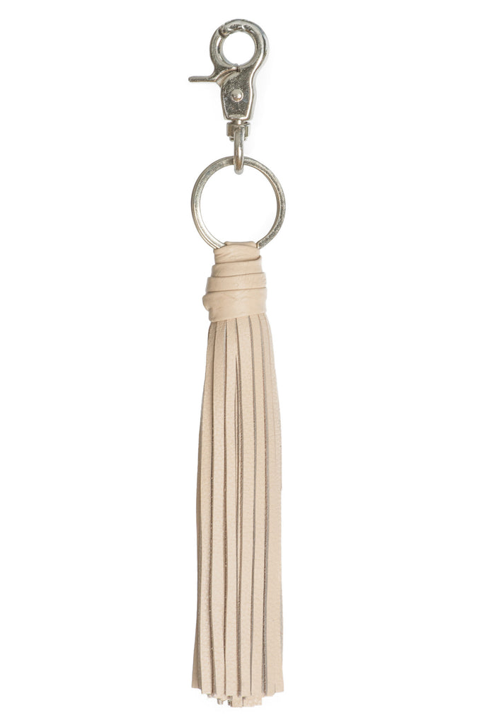 Nusa Tassel Key Ring