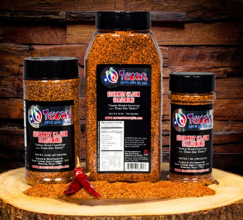 Low Salt Cajun Seasoning