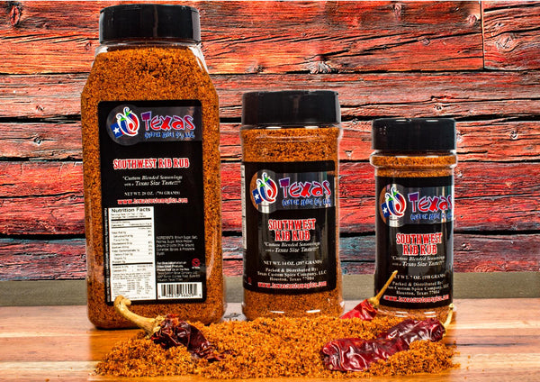 Southwest Rib Rub