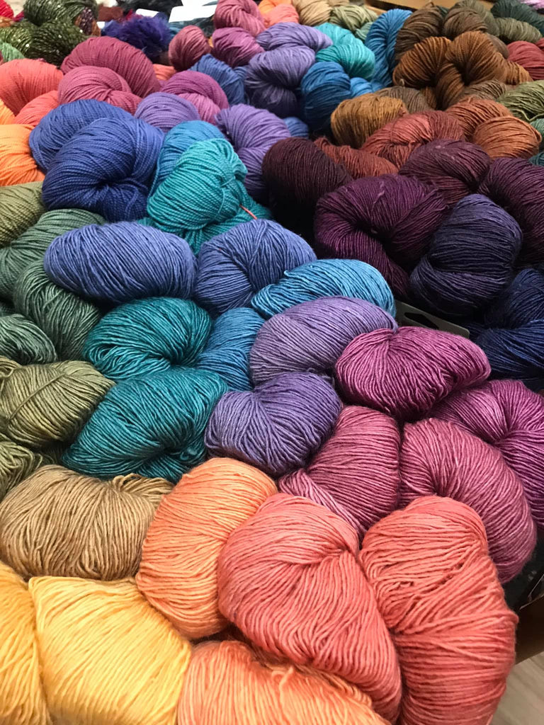 Prism Yarns Virtual Trunk Show with Laura Bryant