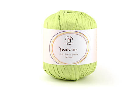 Yashi Raffia yarn is back in stock!