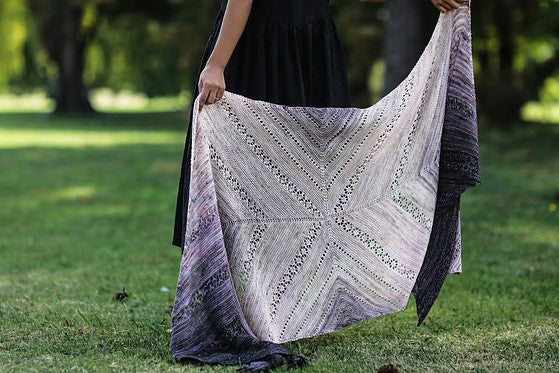 Fading Point Shawl Yarn Packs