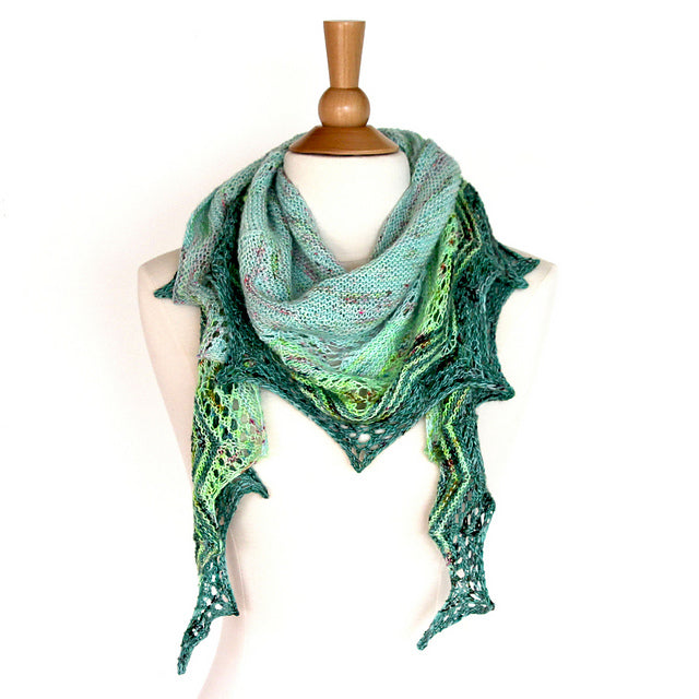 Kimba Shawl Kits - An Ambah O'Brien Design