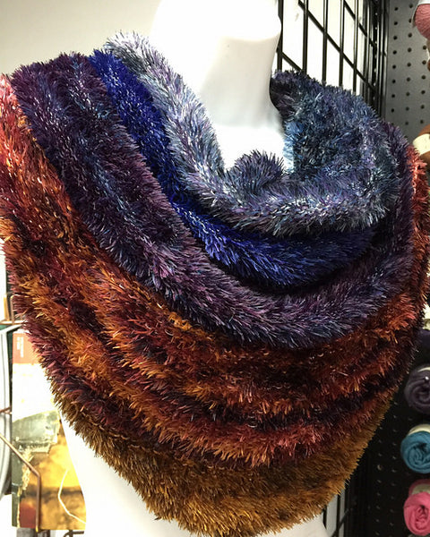 Prism Arctic Dreams Cowl Kit (Welted Cowl)