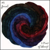 Three Feet of Sheep - Merino Gradient Spinning Fiber