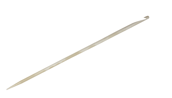 "Bone 6"" Crochet Hook/Knitting Needle"