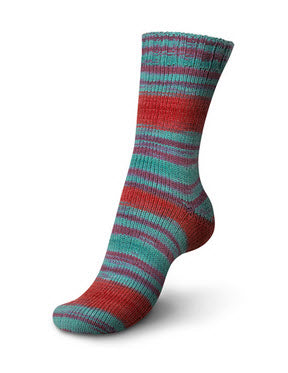 Regia Cotton Cocktail Color Sock Yarn Collection (Limited Edition)