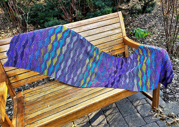 Song and Dance Shawl Kit