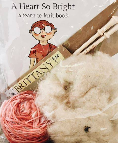 Fearless Learn to Knit Kit