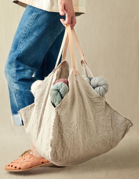 Four Corner Bag - Large (Handles Sold Separately)