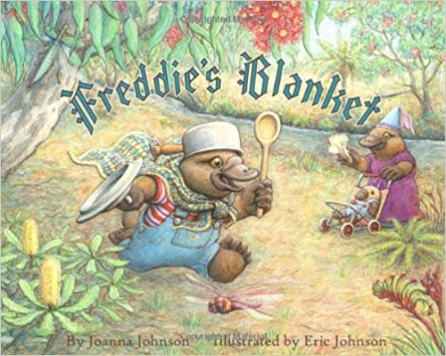 Freddie's Blanket by Joanna Johnson