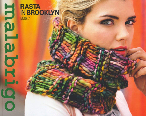 Malabrigo Book 7: Rasta in Brooklyn