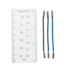 Twist Blue X-Flex Interchangeable Needle Cable