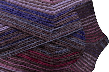 Stanza Self-Striping Sock Yarn