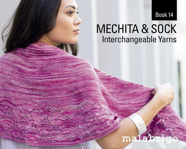Malabrigo Book 14: Mechita and Sock