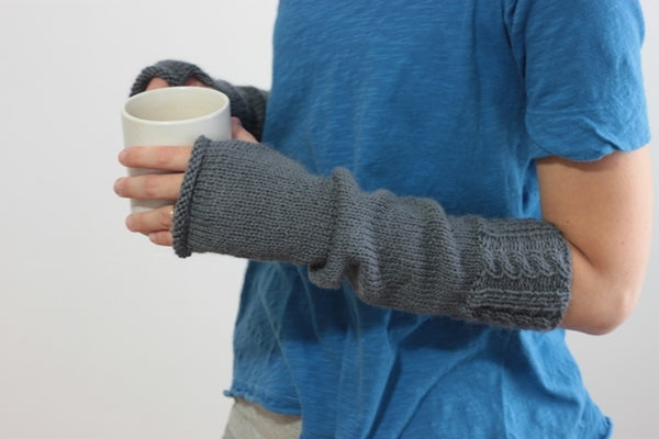 East End Armwarmers