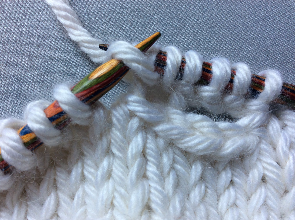 Finish Your Knits 2:  Button Bands, Buttonholes, and Weaving in Ends - November 17 7:00-9:00PM CT