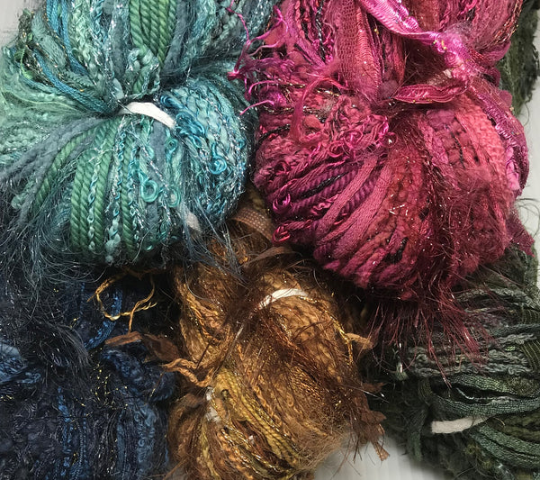 Prism Layers Stuff - Half Skeins