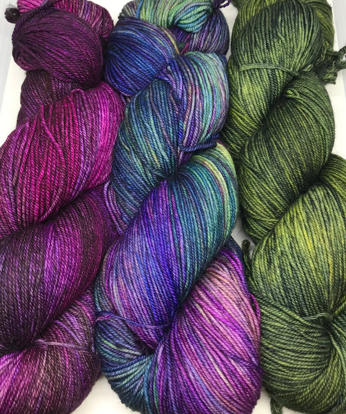 Free Your Fade Kit - Malabrigo Sock 4
