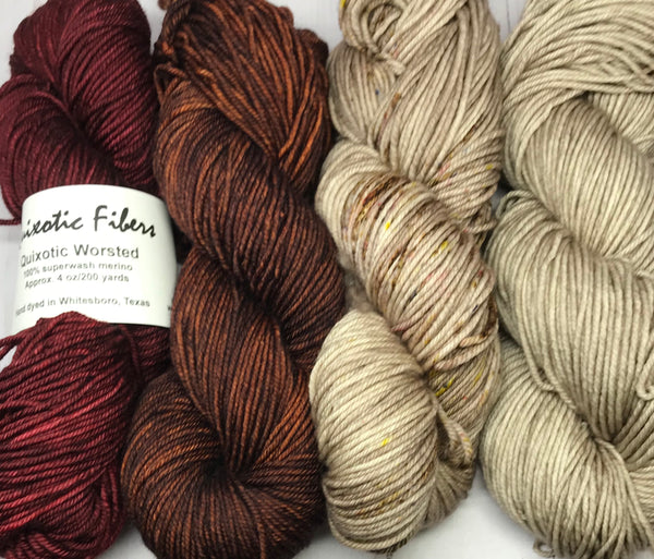 Quixotic Worsted