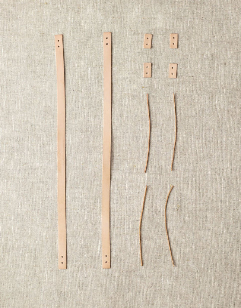 Leather Handle Kit (Long)