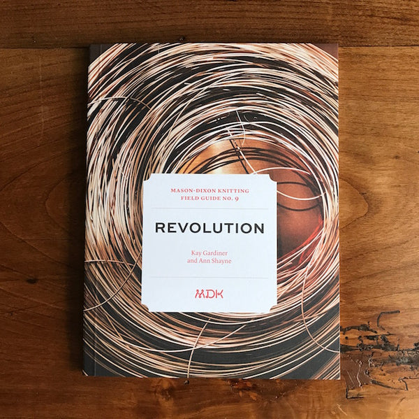 Mason Dixon Field Guide No. 9: Revolution