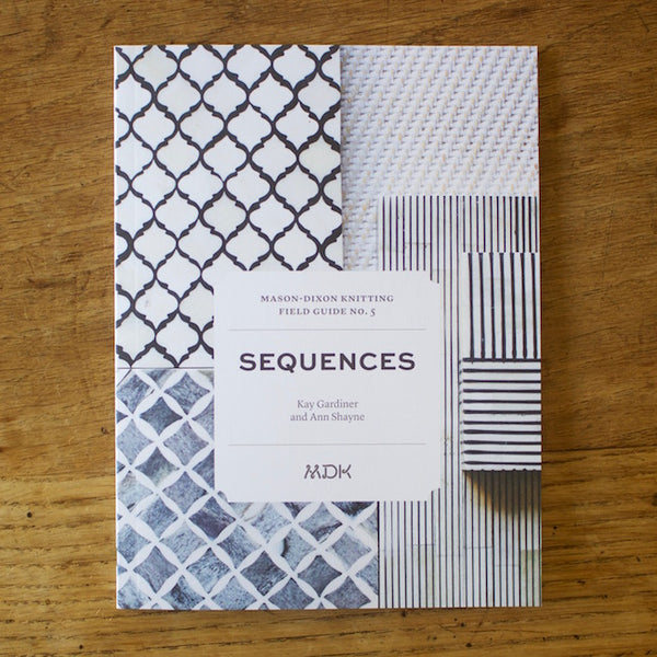 Mason Dixon Field Guide No. 5: Sequences