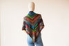 Butterfly / Papillon Shawl Kit - Uneek Self-Striping