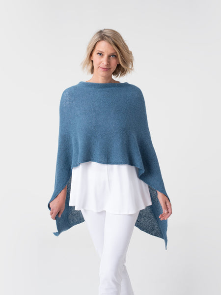 Lyon Poncho Kit - Pebble