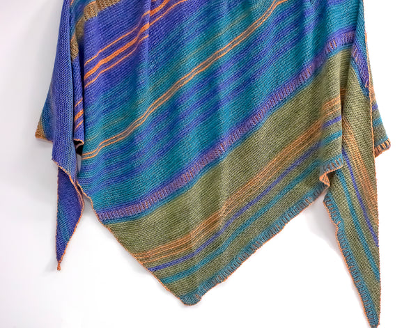 Synchronicity Shawl Kit - Petite Madison
