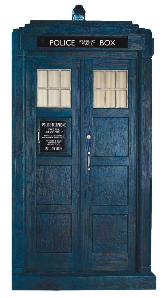 Tardis Quotable Notable Note Card