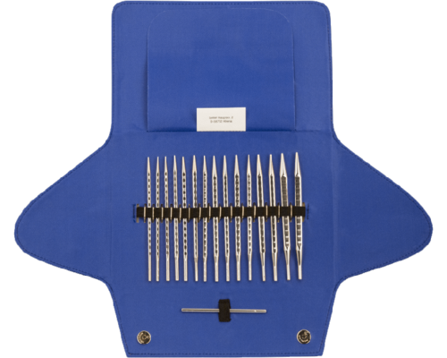 PREORDER:  addiClick Rocket2 [Squared] Interchangeable Needle Set - Long Tip
