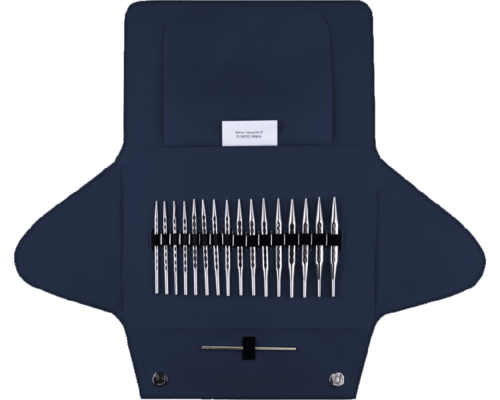 PREORDER:  addiClick Rocket2 [Squared] Interchangeable Needle Set - Short Tips