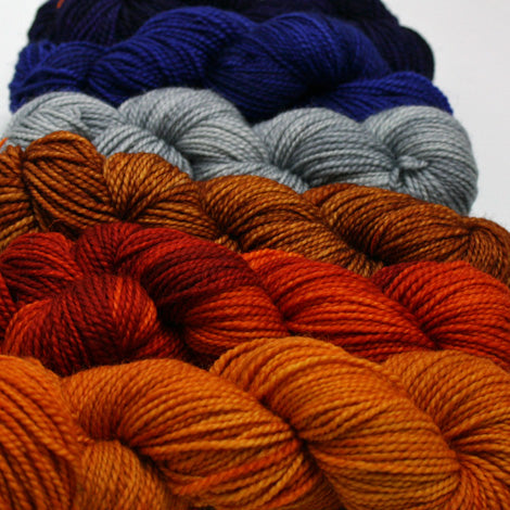 Dragon Sock Gradient Set