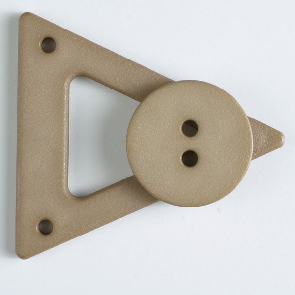 Triangle Closure with Button